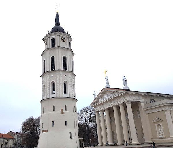 nhà thờ lithuania