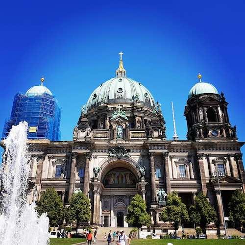 Nhà thờ Berlin du lịch berlin