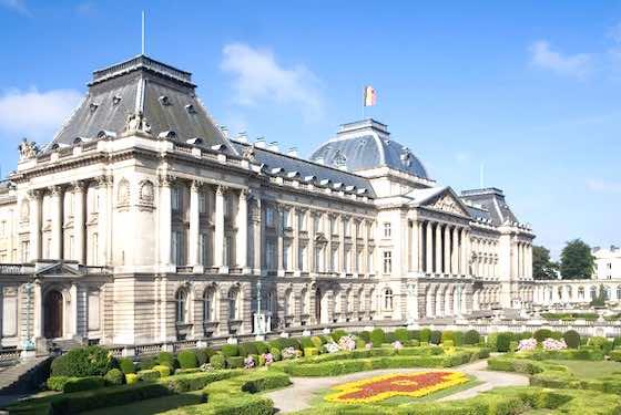 cung điện hoàng gia bỉ địa điểm du lịch ở brussels
