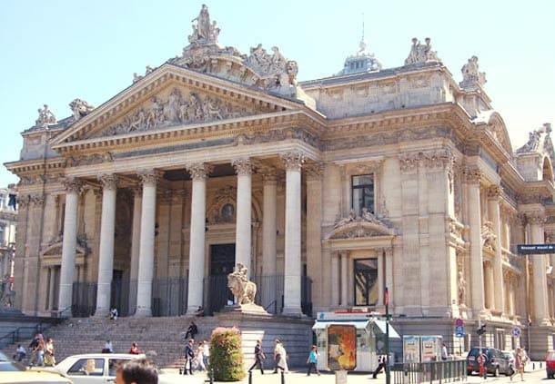 kinh nghiệm du lịch Brussels Bỉ tự túc