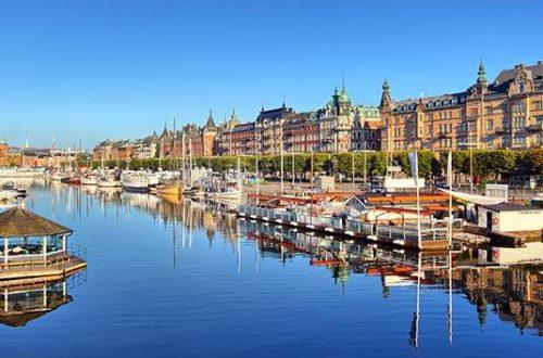 du lịch stockholm thuỵ điển
