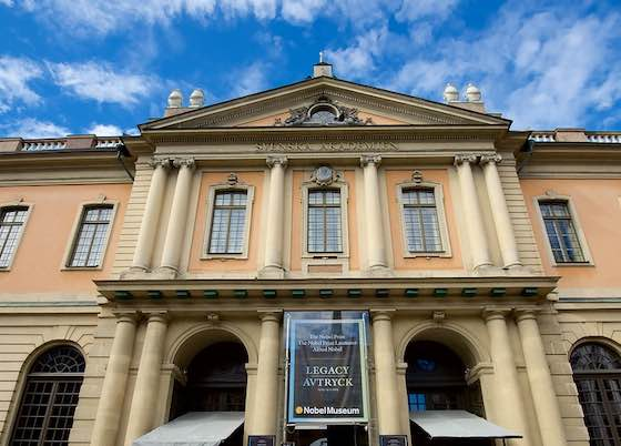 nobel museum stockholm thuỵ điển