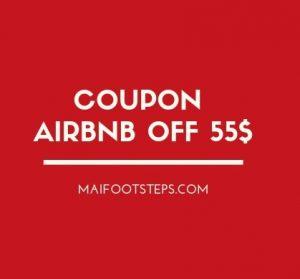mã giảm giá airbnb 55usd
