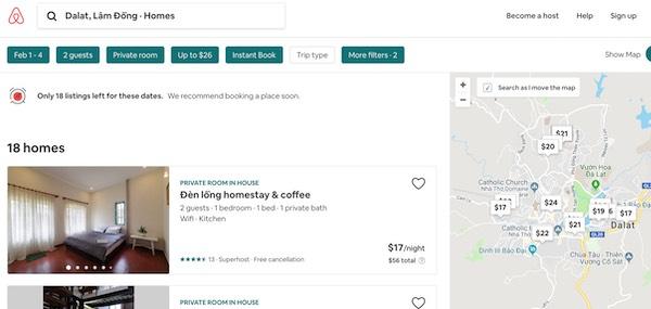 airbnb là gì ?Hướng dẫn đăng ký và đặt phòng airbnb