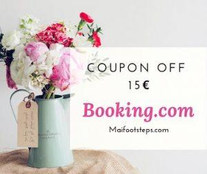 mã giảm giá booking