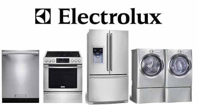 electrolux thuỵ điển