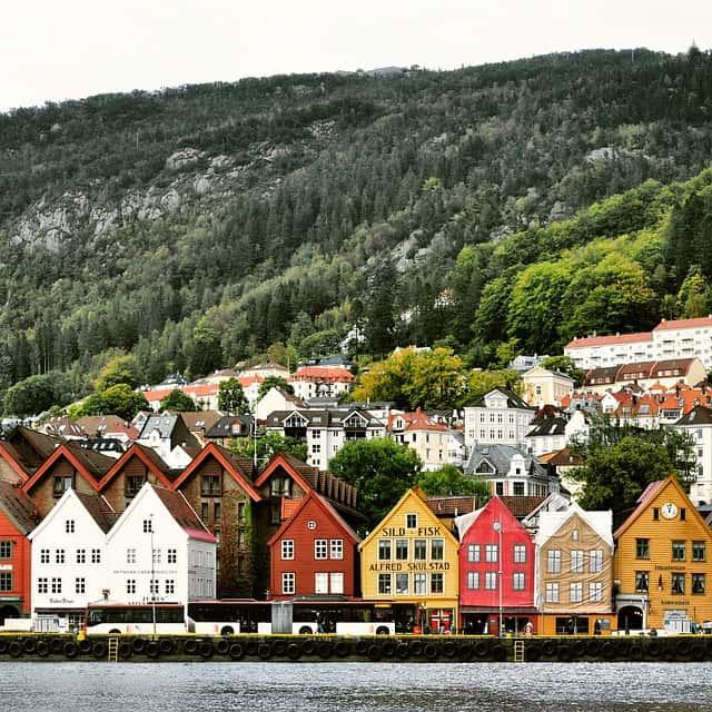 Trung tâm Bryggen Bergen