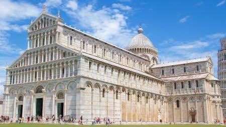 Nhà thờ lớn Pisa Ý