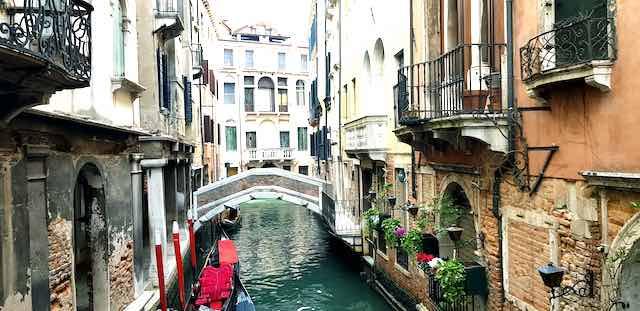 kênh đào venice- du lịch venice nên đi đâu