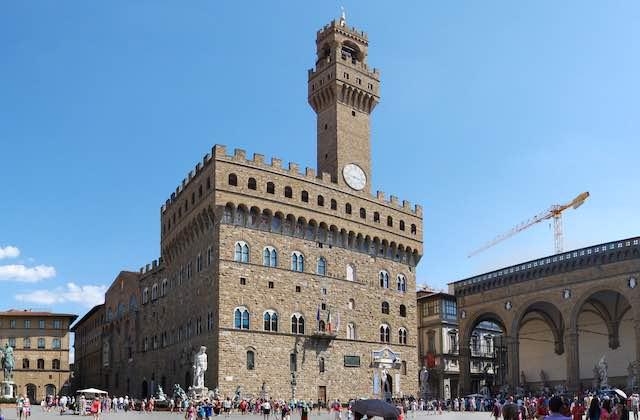 Quảng trường Piazza della Signoria