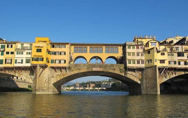 Ponte Vecchio (Cầu Cũ)