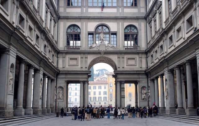 Phòng trưng bày Uffizi