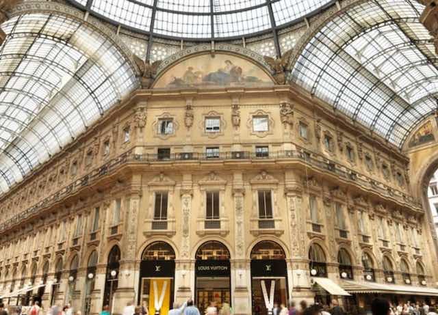 Trung tâm mua sắm Quadrilatero d'Oro
