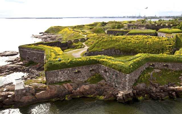Đảo Suomenlinna