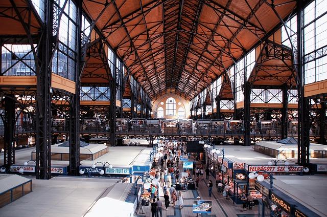 Chợ Trung tâm (Nagy Vasárcsarnok