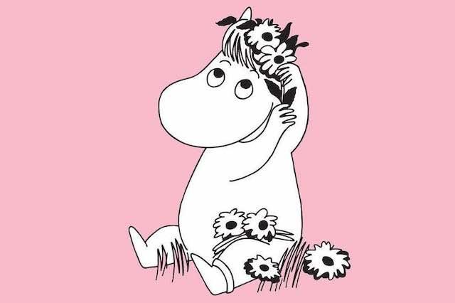 nhân vật hoạt hình Moomin