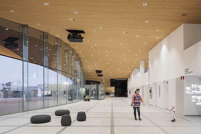 Thư viện Oodi HELSINKI PHẦN LAN