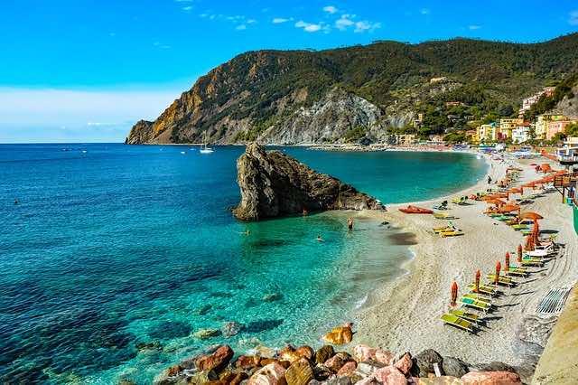 Làng Monterosso Al Mare