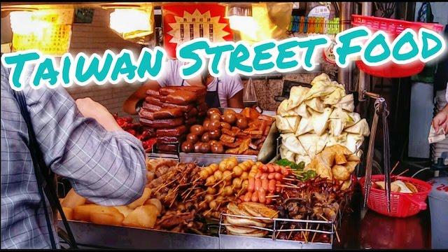 Món ăn đường phố khi du lịch đài loan tự túc