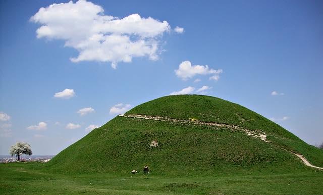 Núi Kopiec Krakusa