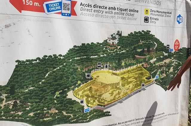 Công viên cổ tích Parc Guell