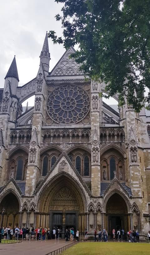 tu viện Westminster london nước Anh