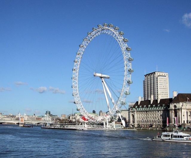 London eye- vòng quay london