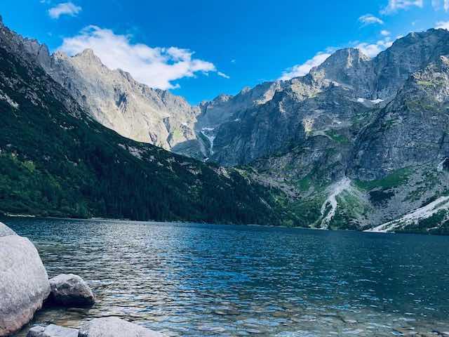 Hồ Morskie Oko du lịch zakopane