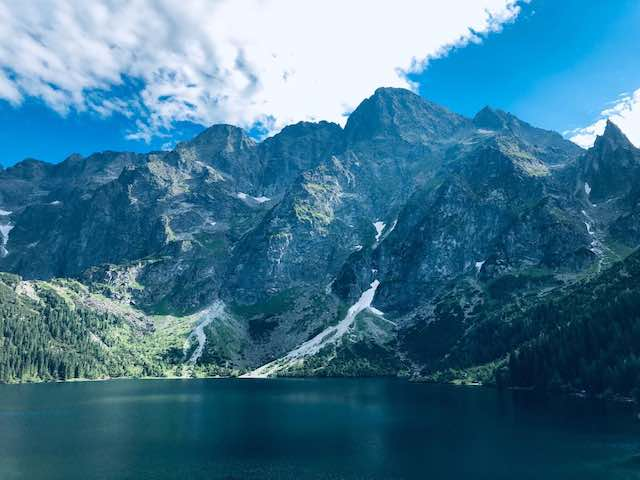 Hồ Morskie Oko