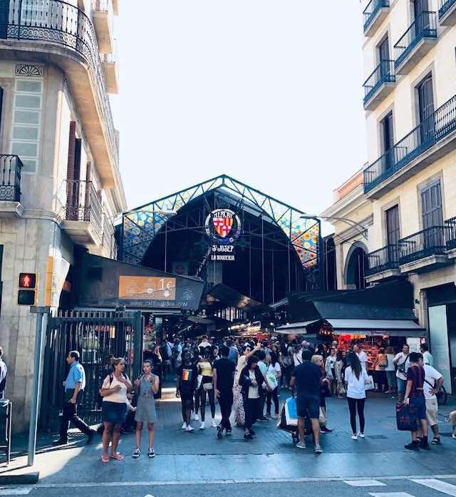 Chợ Boqueria