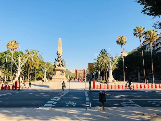 công viên La Ciutadella
