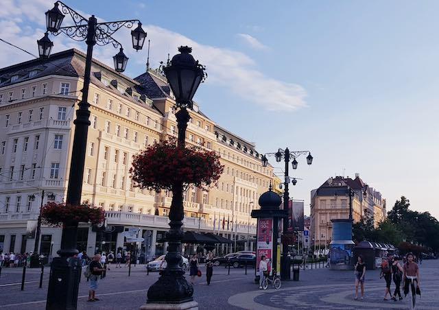 Đường phố Bratislava