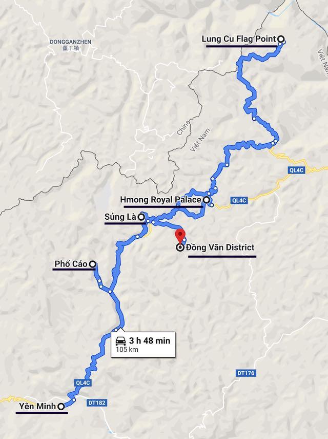 Ha giang loop 3 days itinerary day 2