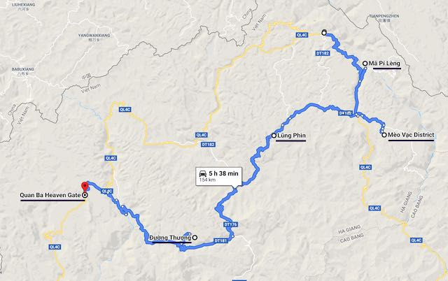 Ha giang loop motorbike 3 days itinerary day 3