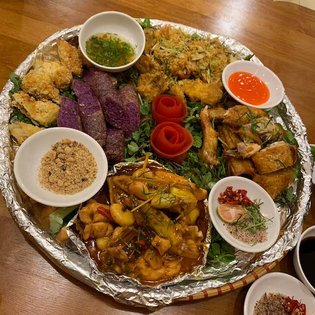 Local food in Sapa- what to eat in sapa