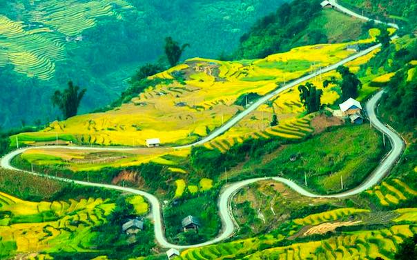 ta phin village in Sapa