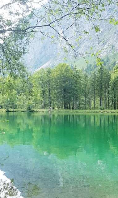 hồ bluntausee