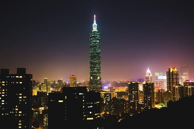 Tháp 101- địa điểm du lịch Đài loan nổi tiếng nhất