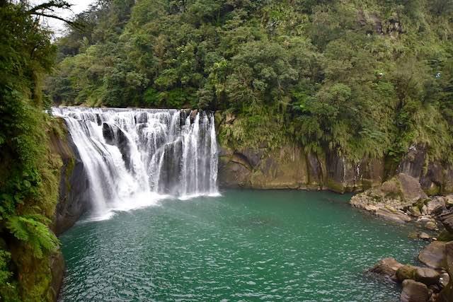 thác nước Thập Phần