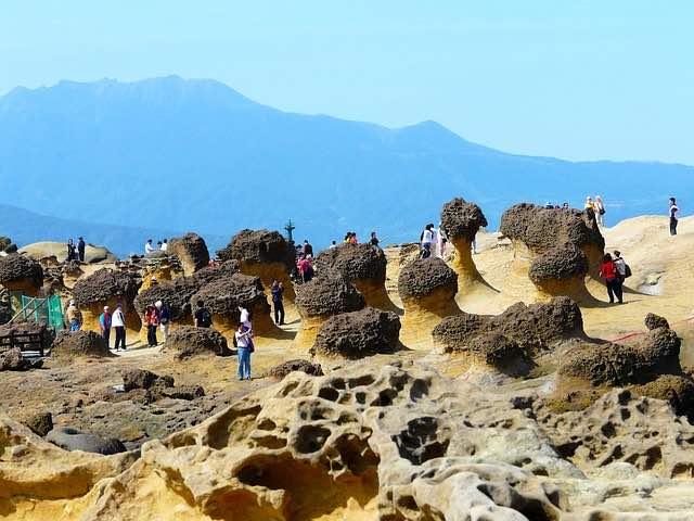 Công viên địa chất Da liễu Đài loan