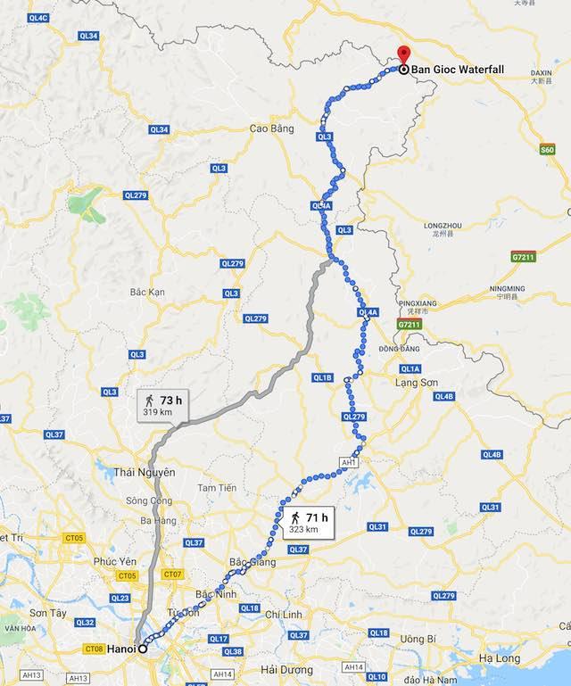 A Ban Gioc Waterfall Cao Bang Vietnam Travel Guide By A Vietnamese