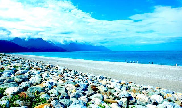 Bãi biển Qixingtan