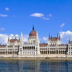 Toà nhà quốc hội Hungary