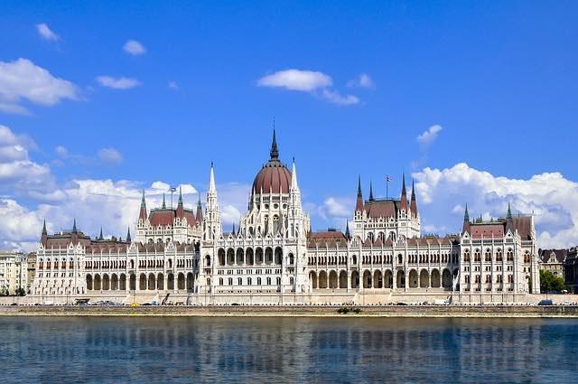 Toà nhà quốc hội Budapest Hungary
