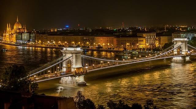 cầu xích Budapest