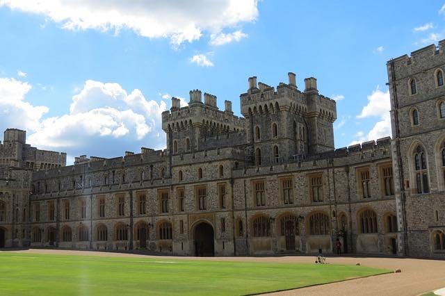 Khu vực lâu đài Windsor
