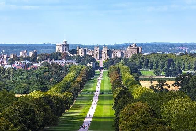 Lâu đài Winsor- day trip từ london